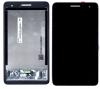 """Οθόνη LCD και μηχανισμός αφής για το Huawei Honor Play Mediapad T1-701 T1 701U T1-701U T1-701W  7"""" Μαύρο (OEM)(BULK)"""