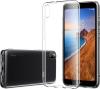 Back Cover Σιλικόνης για το Xiaomi Redmi 7A Διάφανο (OEM)