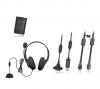 Σετ Αξεσουάρ PLAYFECT-The Advanced Kit for Xbox360™ – 4in1 – Black Edition