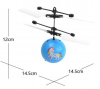 Unicorn Παιχνίδι  Aircraft with sensor με καλώδιο φόρτισης USB  (oem)