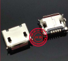 Micro usb 5 Pin B SMT plug jack socket connector - Type F (OEM)
