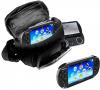 Θηκη Τσαντα  για το PSP/PSP VITA   σε μαύρο χρώμα