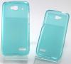 Μαλακή Θήκη TPU Gel για Alcatel One Touch Idol Mini OT-6012X/OT-6012D Γαλάζιο (OEM)