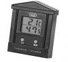 Ψηφιακή οθόνη LCD Μετρητής θερμοκρασίας Μαυρο Χρώμα(OEM)