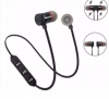 Sports Sound Stereo Magnetic Wireless Bluetooth Ακουστικα Μαύρο