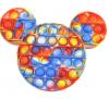Pop It Παιχνίδι  ΑντιΣτρες - Bubble νερομπογιες χρωματισμος MICKEY (oem)(bulk)