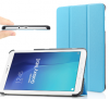 Trifold  θηκη βιβλιο για Samsung Galaxy Tab A7 10.4 inch 2020 [SM-T500/T505/T507] (Γαλαζιο)
