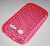 Θήκη TPU GEL Diamond για Alcatel One Touch Pop C1 - Ρόζ (ΟΕΜ)