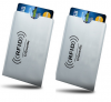 GREENGO Θήκη Paypass προστασίας ασύρματης ανάγνωσης πιστωτικών καρτών GSM017598 2 καρτες/συσκευασια