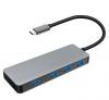PLATINET USB Type-C to USB 3.0 HUB 4 Ports PMMA9071