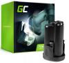 Green Cell ® Μπαταρία εργαλείου ΓΙΑ Bosch PMF PSM PSR 10,8 LI-2 10.8V 1.5Ah
