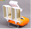 Sunnylife DJI Phantom 3 4 Foldable Mirror Aluminium High Emissivity Booster Parabolic Signal Antenna 0.3mm for DJI Inspire 1