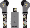 MAXELL Flat Wire Skull (FL-450 Skull) Ακουστικά