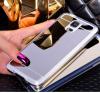 Σκληρή Θήκη TPU Gel Καθρέπτης για Samsung Galaxy J5 J510FN (2016) Ασημι  (OEM)