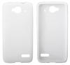 Θήκη TPU GEL S-Line για Alcatel One Touch Idol Mini OT-6012X/OT-6012D Λευκή (OEM)