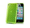 Διαφανής Θήκη - Hydro Gel Case Cover για το iPod Touch 4G σε Πράσινο Χρώμα