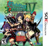 3DS GAME - Etrian Odyssey IV: Legends of the Titan