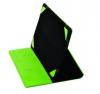 BLUN Οικολογική Δερματίνη  Universal αναδιπλούμενη θηκη για Tablet 10.0 Πράσινο  (ΟΕΜ)