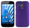 Motorola Moto G / Moto G X1032 - Σκληρή Θήκη Πλαστικό Πίσω Κάλυμμα Μώβ MMGHCPBCPU OEM