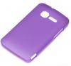 Θήκη TPU Gel για Alcatel One Touch Pixi 4007D Μώβ (OEM)