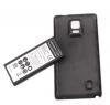 Ενισχυμένη Μπαταρία 6800mAh με Μαύρο Καπάκι Μπαταρίας για Samsung Galaxy Note4 N910F (OEM) (BULK)