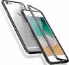 Σκληρή μαγνητική θήκη για Iphone 6 plus μαυρο ΠΛΑΤΗ (OEM)