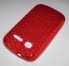 Θήκη TPU GEL Diamond για Alcatel One Touch Pop C1 - Κόκκινο (ΟΕΜ)