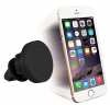 """Μαγνήτη Βάση Στήριξης iphone και Smartphones 4-6"""" για τις Γρίλιες του Αυτοκινήτου με Δυνατότητα 360º Περιστροφής του Βραχίονα (OEM)"""