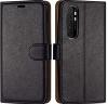 Θήκη Δερματίνης για Xiaomi Mi Note 10 Lite - Μαύρη (ΟΕΜ)