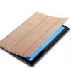 Trifold  θηκη βιβλιο για Samsung Galaxy Tab A7 10.4 inch 2020 [SM-T500/T505/T507] (Χρυσο)