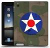 ipad 2 - Θήκη Πίσω Πλαστικό Κάλυμμα Αμερικάνικο Σύμβολο Αεροπορίας IP2PCBCAAS (OEM)