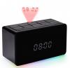 Thomson Ρολόϊ - Ξυπνητήρι με Προβολή Ώρας (Projection) και Ραδιόφωνο Μαύρο THOMSON CL301P