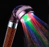 Τηλέφωνο Ντους Μπάνιου / Health Spa & Φίλτρο Αρνητικών Ιόντων με 6 LED και Τελείωμα Χρωμίου (ΟΕΜ)