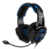 SADES Gaming Headset Bpower, Multiplatform, 3.5mm, 40mm ακουστικά, μπλε