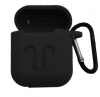 Apple AirPods Silicone Case Black