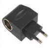 Lamtech Ac To 12V Dc Eu Car Power Adapter