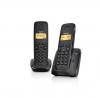 Ασύρματο Τηλέφωνο GIGASET A120 Duo Μαύρο