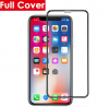 Tempered Glass 5D Full Glue για iPhone XR, Μαύρο (OEM)