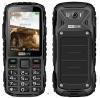 Maxcom strong MM920 Waterproof ,με Φακό, Ραδιόφωνο και Κάμερα Γκρι - Μαύρο