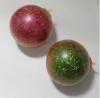 Stress Μπαλιτσα με   glliter 7 cm  (oem)(bulk)