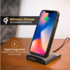 SCOSCHE Wireless Charging Dock with portable powerbank 5000 mAh