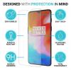 Προστατευτικό Οθόνης Tempered Glass Full Cover για OnePlus 6T +  OnePlus 7 Διαφανές (OEM)
