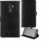 Δερμάτινη Θήκη Flip  για Blackview BV9000 Pro Μαύρο (BULK) (OEM)