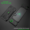 Θήκη Πίσω Κάλυμμα Σιλικόνης για Xiaomi BlackShark Heat / Black Shark 2 Helo Compatible with Black Shark Gamepad  μαύρη (ΟΕΜ)