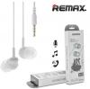 ΑΚΟΥΣΤΙΚΑ  Stereo Hi-Fi Handsfree Remax ΑΣΠΡΟ RM-605 (REMAX)