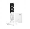 Gigaset CL390A Ασύρματο τηλέφωνο,φωτ.οθόνη,ανοιχτή συνομ. , μεγάλα πλήκτρα,SOS,Ελ.μενού,Τηλεφ/τής -  Ασπρο