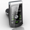 Car MP3 Player FM Transmitter Μαύρο