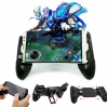 Τηλεχειριστήριο Παιχνιδιών Για Κινητά / Portable Gamepad JL-01 Black