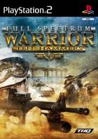 PS2 GAME - FULL SPECTRUM WARRIOR : TEN HAMMERS (USED)
