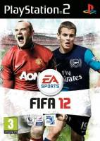 PS2 GAME - FIFA 12 (MTX)